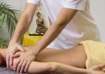 Sensitive Gestalt Massage
