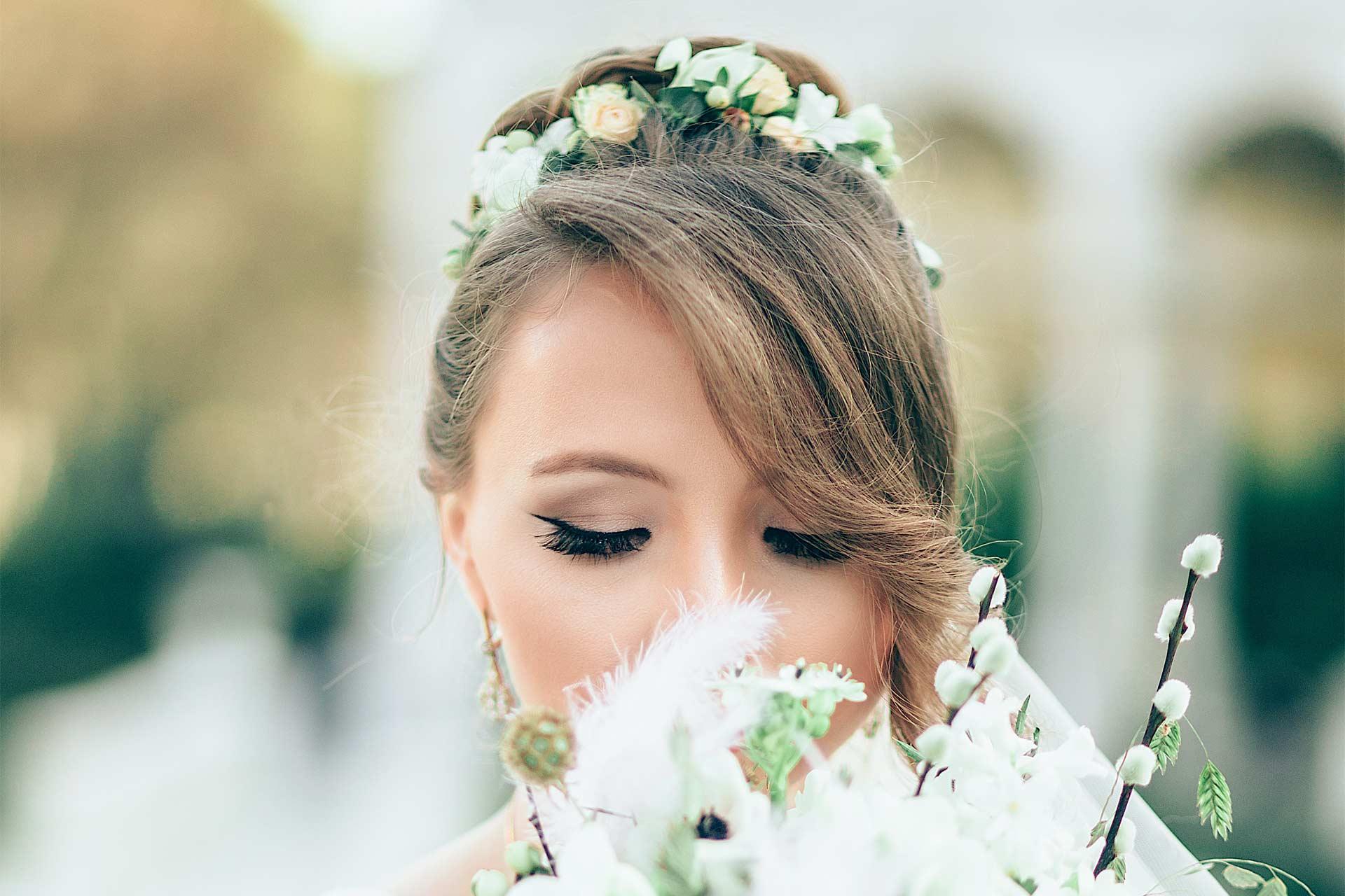 Maquillage de mariage